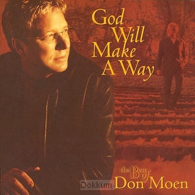 GOD WILL MAKE A WAY - THE BEST OF + BONU