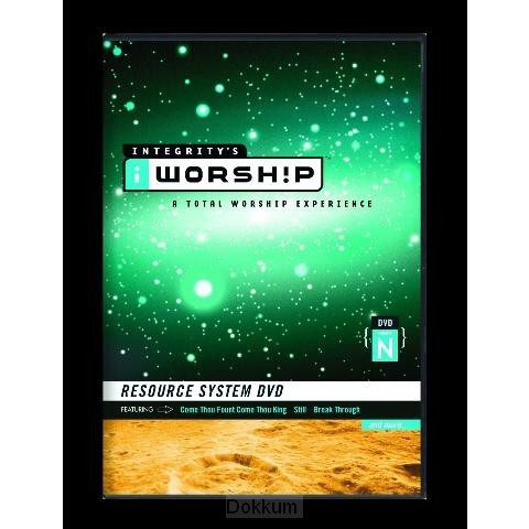 I WORSHIP RESOURCE DVD - N