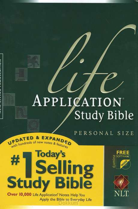 NLT2 - LIFE APPL. STUDY BIBLE - PERS. SI
